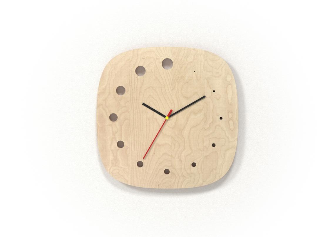 loading wall clock 6