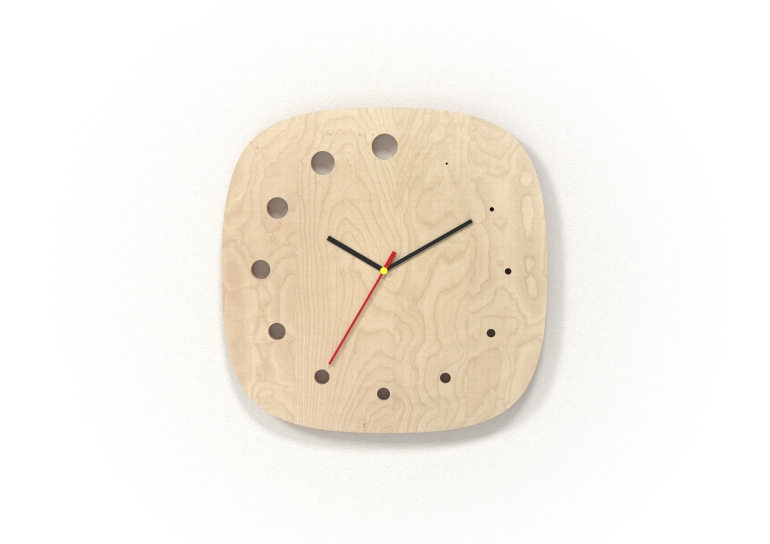 loading wall clock 6